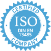 Logo ISO Certification